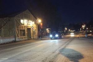 Leaving Main Street Unionville Ontario Stars Hollow Connecticut