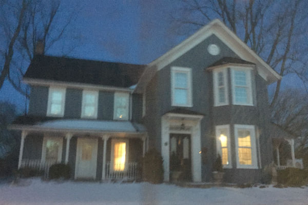 Lorelai Gilmore's House Unionville Ontario