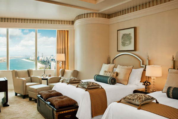 Best Starwood Award Redemption Category 5 St. Regis Abu Dhabi
