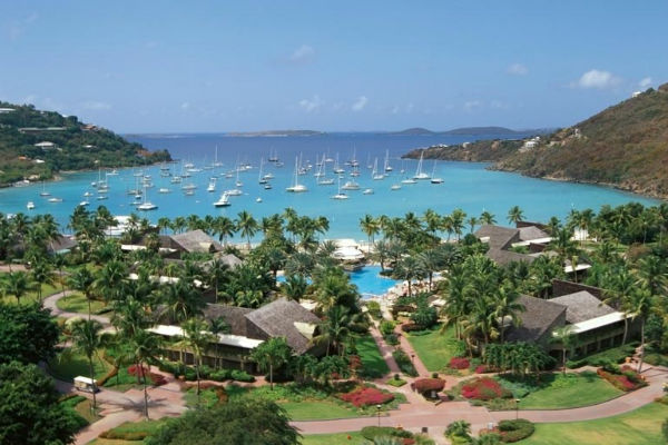 Best Starwood Hotel Category 5 Westin St. John Resort