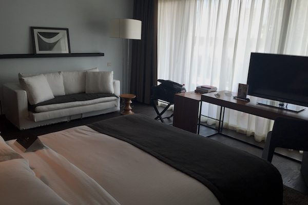 Business Suite at Met Hotel Thessaloniki