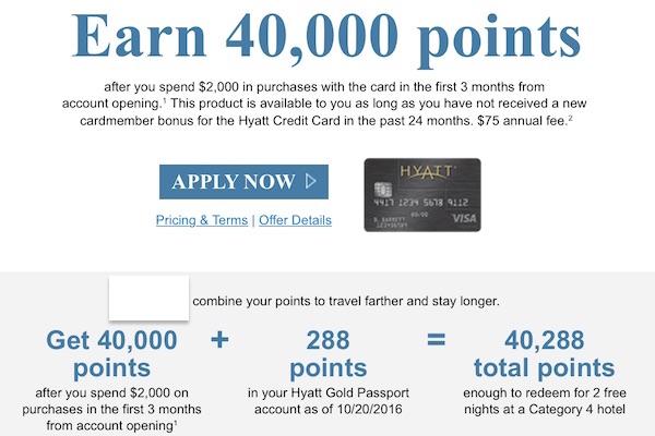 Is This the Worst Chase Hyatt Visa Sign-up Bonus Ever