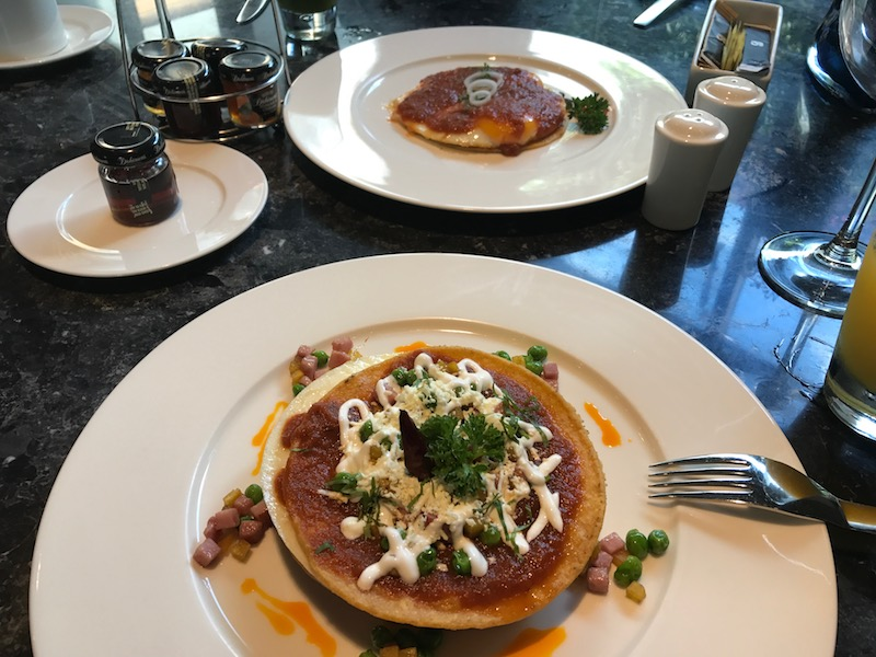 Nizuc Cancun Cafe De La Playa Breakfast Review