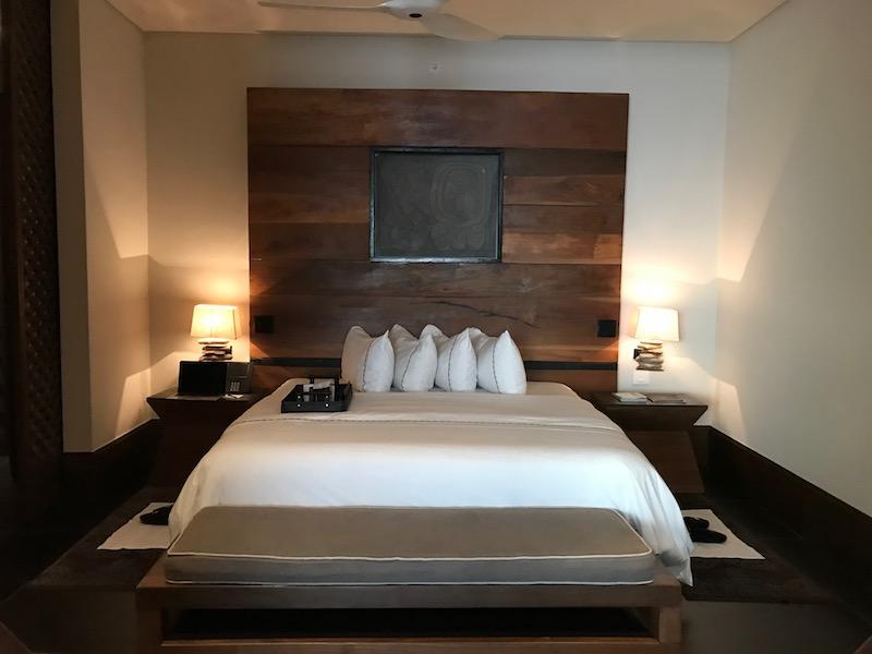 Nizuc Cancun Master Suite Bedroom Review