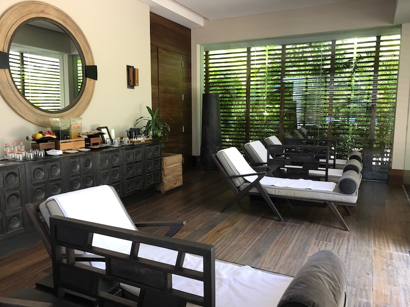 Nizuc Resort Cancun Spa Review