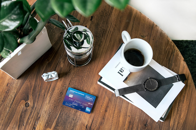 New Hilton Honors American Express Credit Card