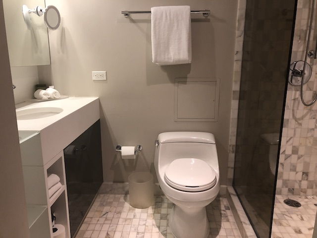 Andaz West Hollywood Review Bathroom