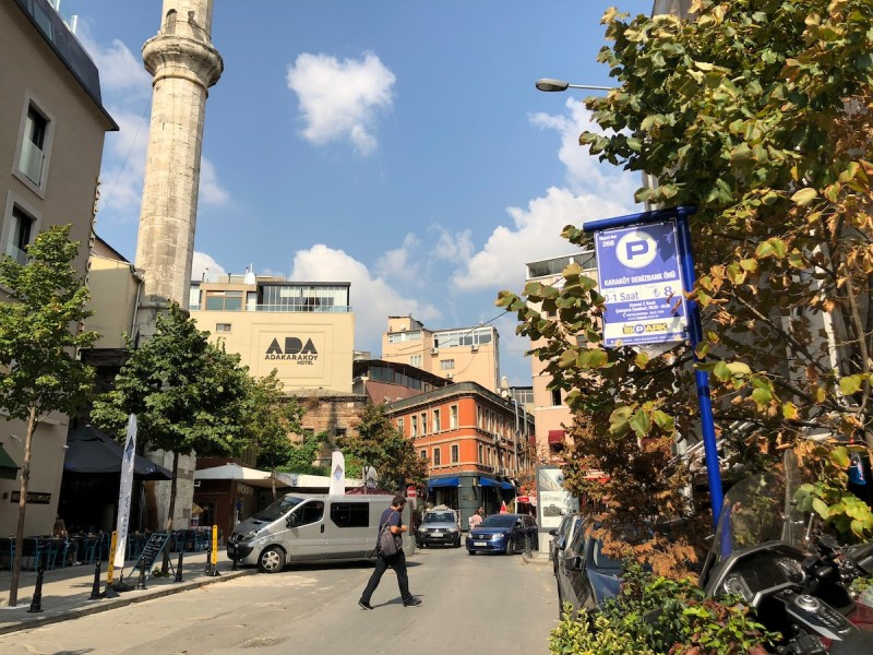 Namli Gurme Istanbul Review Neighborhood