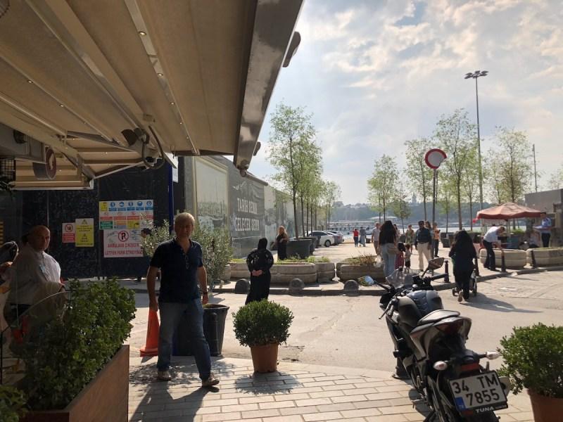 Namli Gurme Istanbul Review Bosphorus View