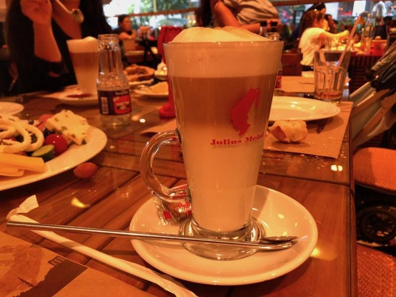 Namli Gurme Restaurant Review Latte