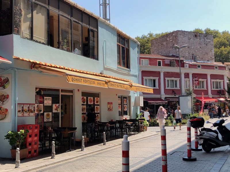 Sohret Koftecisi Kebab Restaurant Istanbul