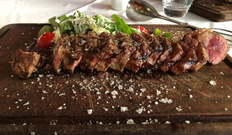 Toscana Steak at Nusret Steakhouse Istanbul