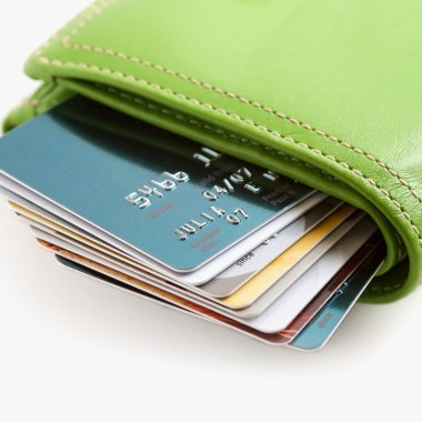 Rewards Credit Card Wallet for Points and Miles