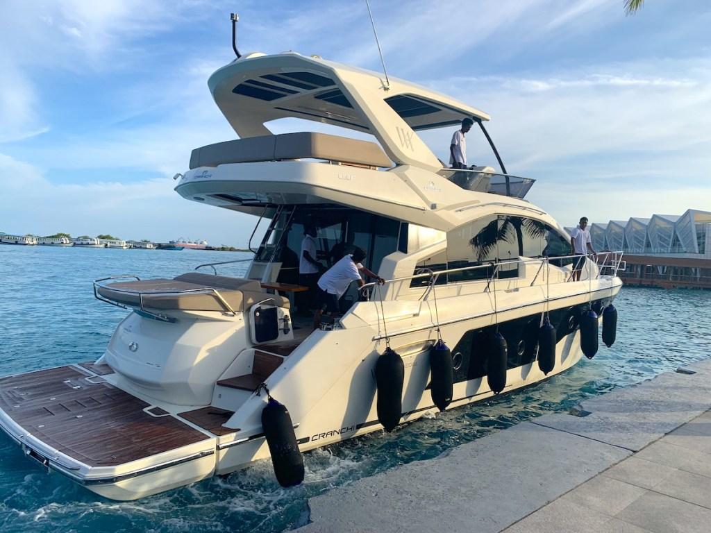 luxury villas maldives