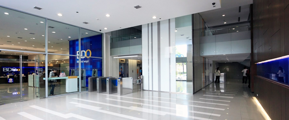 Point Design BDO Main Office Branch Manila Philippines