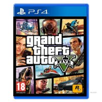 PS4 GTA CD