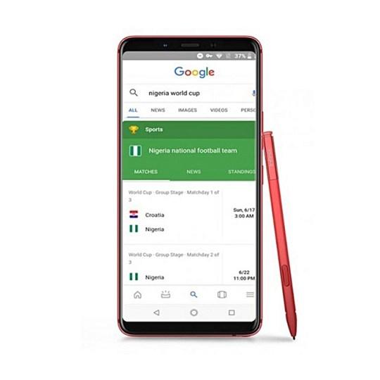 Infinix Note 5 stylus 64gb