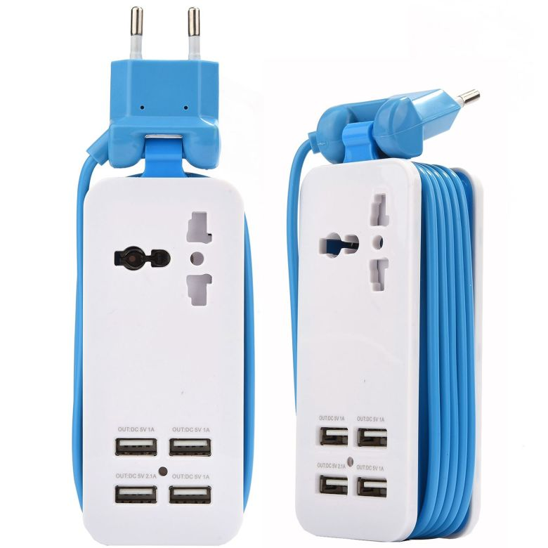 portable-charging-station travel adaptor The Perfect Worldwide Travel Adaptor portable charger