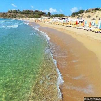 Agathi Beach Rhodes Beaches