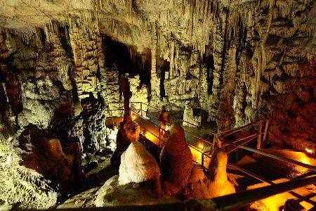 Cave Of Zeus (Anogia, Greece)