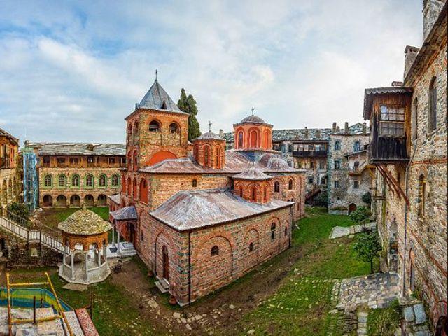 Manastirea Filoteu Athos