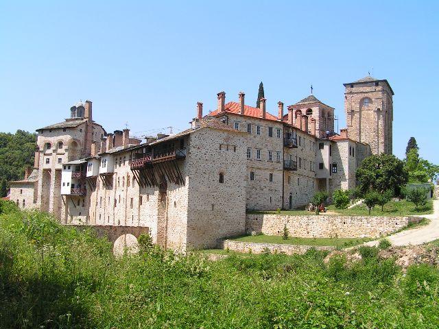 Chilandari Monastery Athos