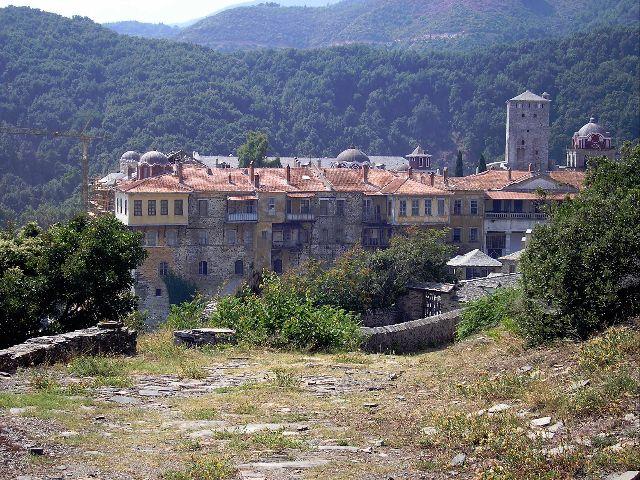 Iviron Monastery Athos