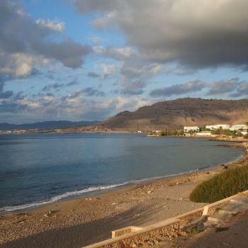 Pefki Beach Rhodes Beaches