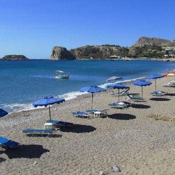 Stegna Beach Rhodes Beaches