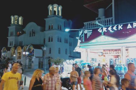 Paralia-Olympic Riviera
