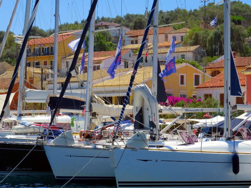 Sailing Paxos