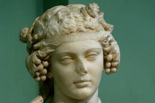 Dionysos - Διόνυσος -Bacchus