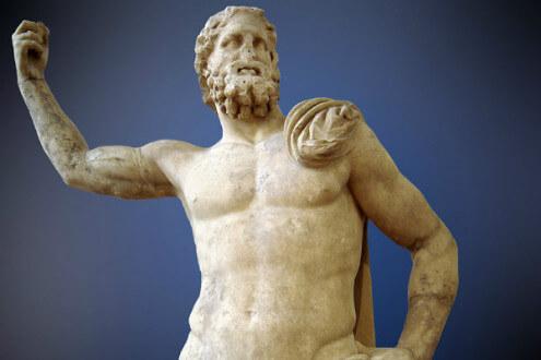 Poseidon - Ποσειδώνας - Neptune