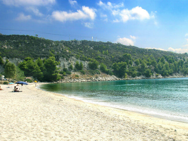 Agios Georgios Beach Athos Halkidiki
