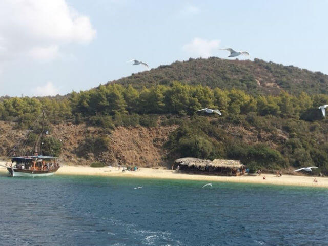 Akti Aretes Beach Sithonia Halkidiki