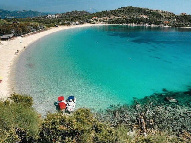 Alikes Beach Athos Halkidiki