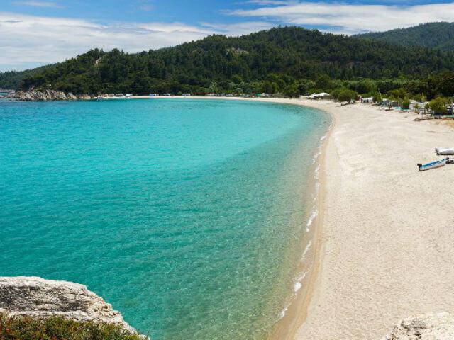 Armenistis Beach Sithonia Halkidiki