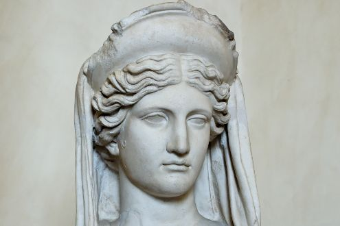 Demeter - Δημήτηρ - Ceres