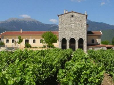 Domaine Spiropoulos | Peloponnese wines | The Vineyards of Peloponnese | Peloponnese Wine Region | Peloponnese Wine Roads | Wines and Grape Varieties of Peloponnese | Peloponnese wineries | Wines from the Peloponnese