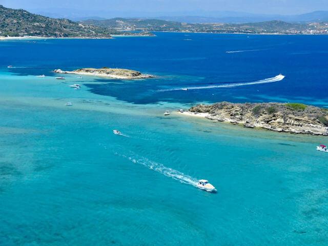 Drenia Beach Athos Halkidiki