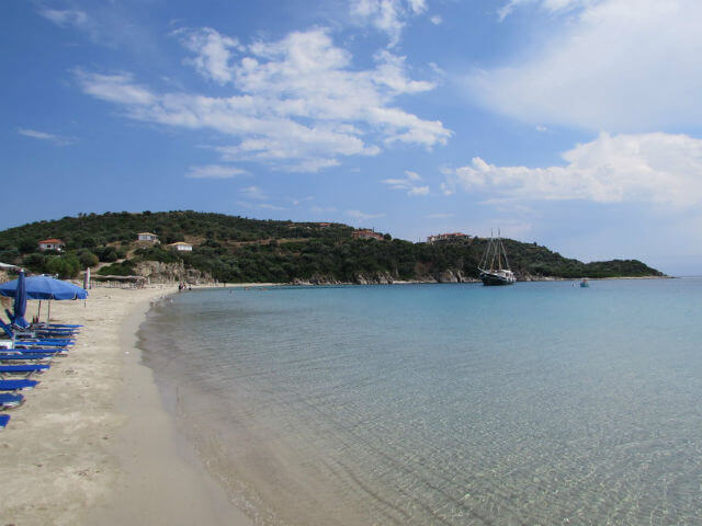 Karagatsia Beach Athos Halkidiki