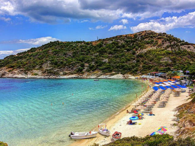 Klimataria Beach Sithonia Halkidiki