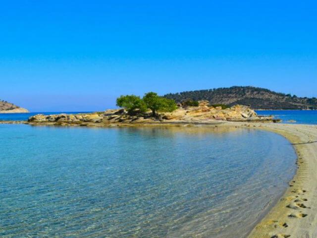 Lagonisi Beach Sithonia Halkidiki