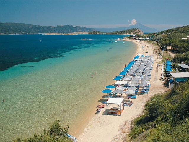 Megali Ammos Beach Athos Halkidiki