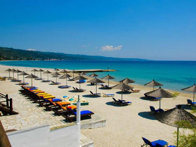Mola Kaliva Beach Kassandra Halkidiki