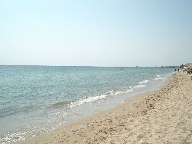Nea Moudania Beach Kassandra Halkidiki