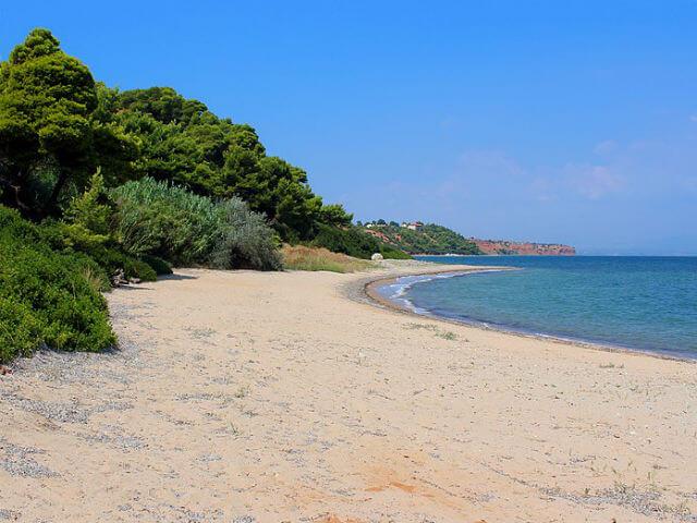 Nea Potidea Beach Kassandra Halkidiki
