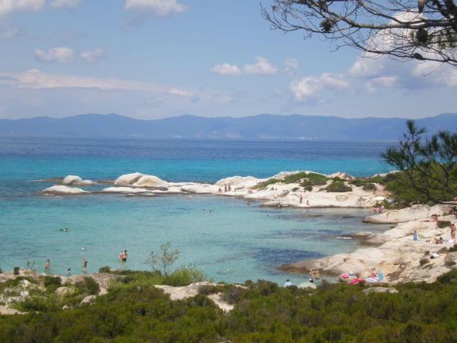 Orange Beach Sithonia Halkidiki