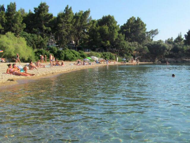 Paradiso Beach Sithonia Halkidiki