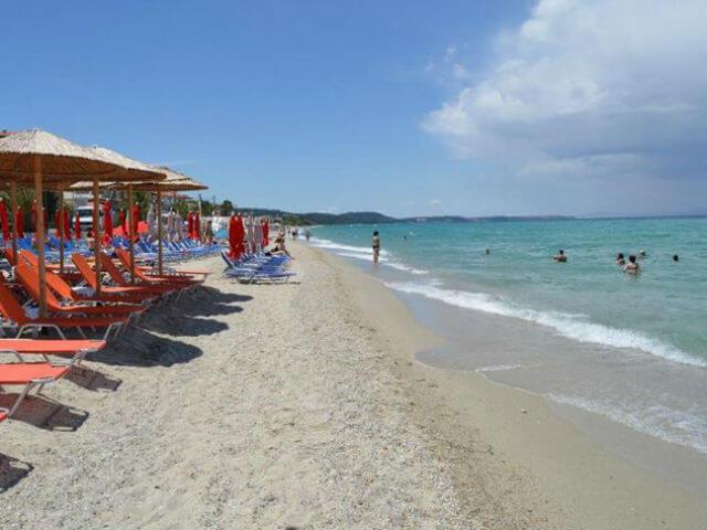 Polichrono Beach Kassandra Halkidiki